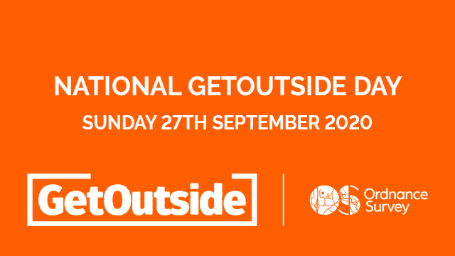 Join us this Sunday for National Get Outside Day!
