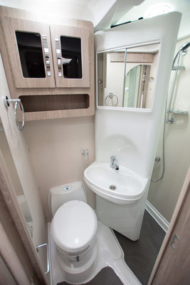 Washroom partition