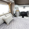 Front double bed