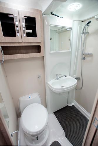 Stanton washroom