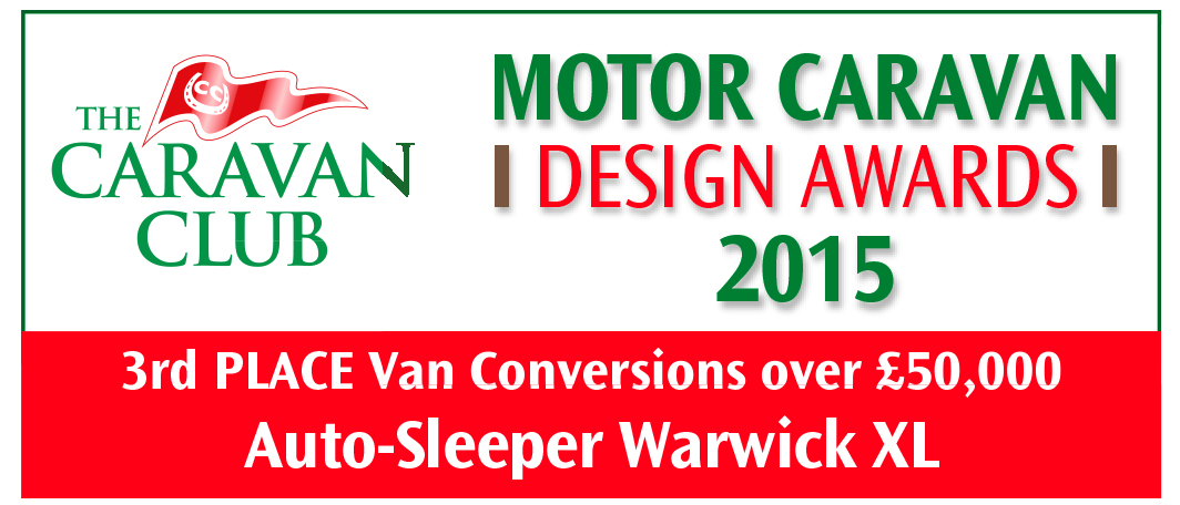 Van Conversions over £50,000 awards Warwick XL 3rd Place