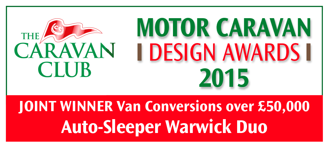 Van Conversions over £50,000 awards Warwick Duo Winner