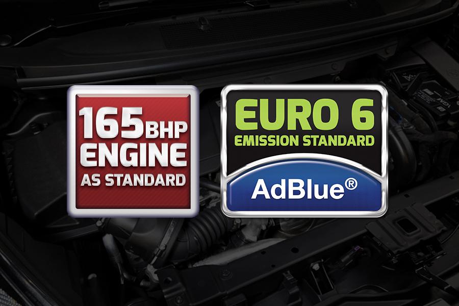 165bhp Peugeot Euro Engine