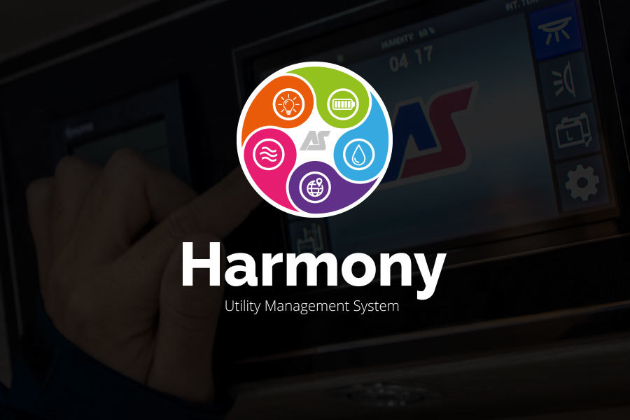 Harmony Utility Management System with 'Auto-Sleepers LOCATE'
