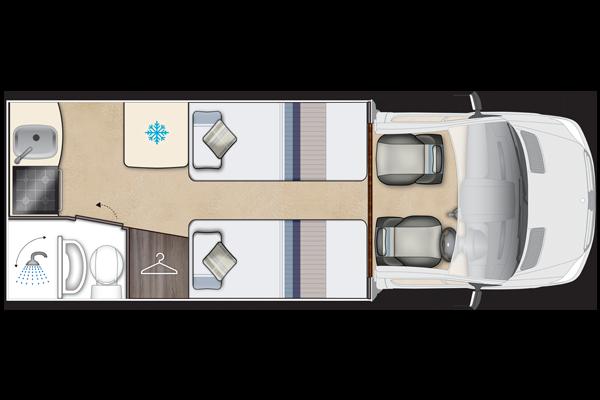 Bourton Mercedes Coachbuilt Auto Sleepers Motorhomes