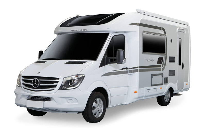 Mercedes camper vans luxury motorhomes auto sleepers for Mercedes benz luxury rv