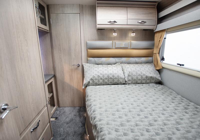 2019 Burford Bedroom Image