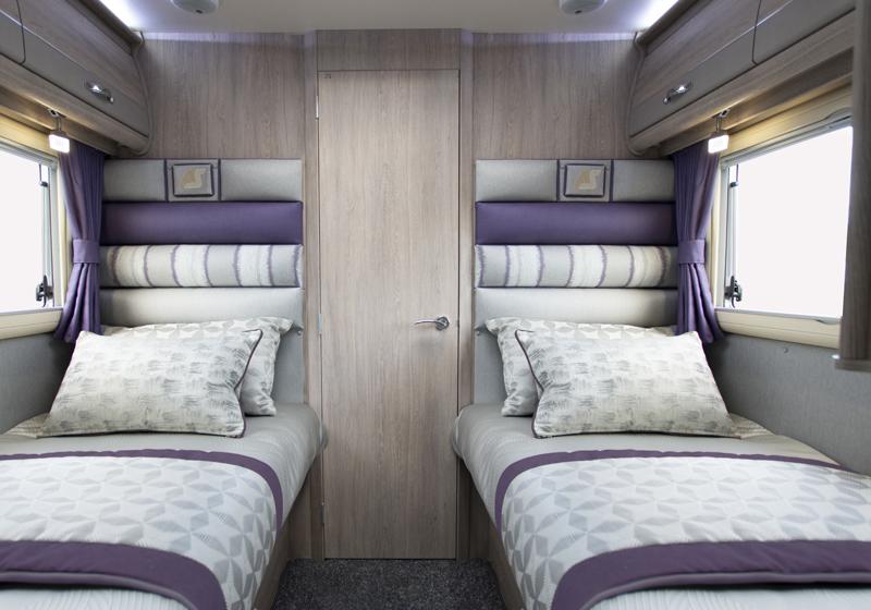 2019 Burford Duo Bedroom