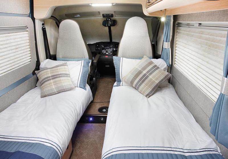 Kemerton XL Bed Image