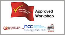 NCC Approved Workshop Logo Image