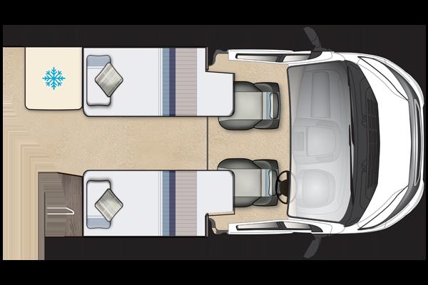 Nuevo Ek Peugeot Coachbuilt Auto Sleeper Motorhomes