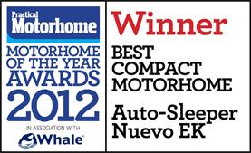 Nuevo Award thumb