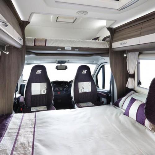 Nuevo ES Double Bed Image