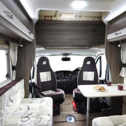 Nuevo ES Lounge Area Image