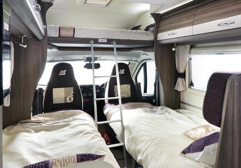 Nuevo ES Single Beds Image