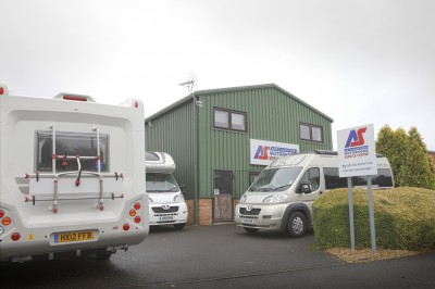 Auto-Sleeper Campervan Repairs and Motorhome Service Centre