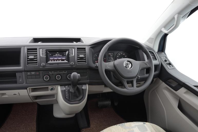 Topaz Vw Van Conversion Motorhome Auto Sleepers