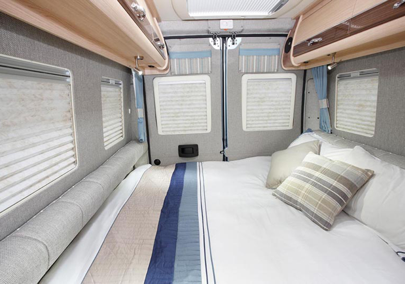 Warwick Duo Double Bed Image