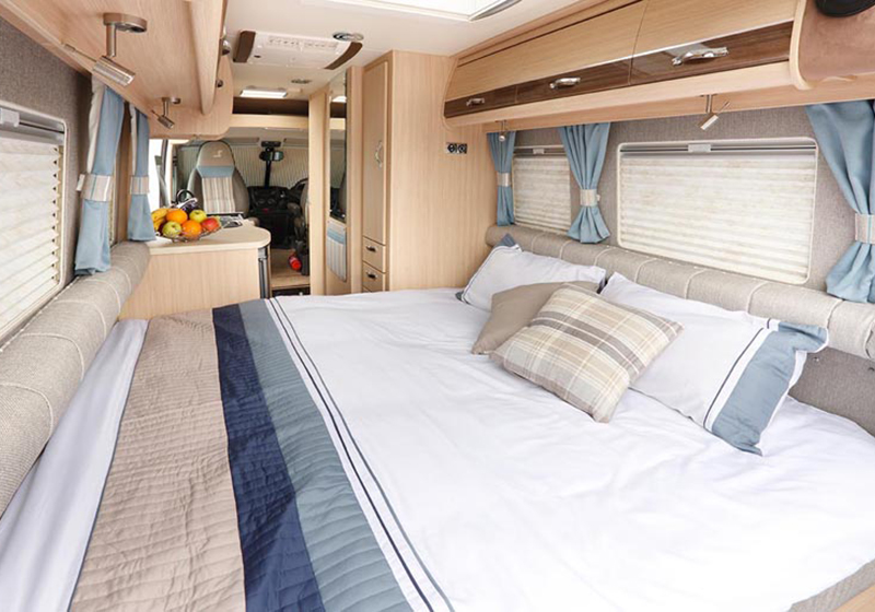 Warwick XL Double Bed Image