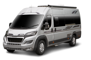Fairford Peugeot Motorhome Front Image