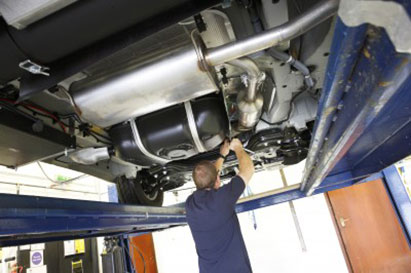 Auto-Sleepers Motorhome Servicing