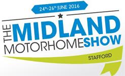 The Midland Motorhome Show Logo Image