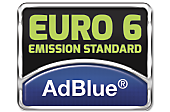Euro 6 & Ad Blue Logo Image