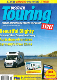 Discover Touring Front Cover Image