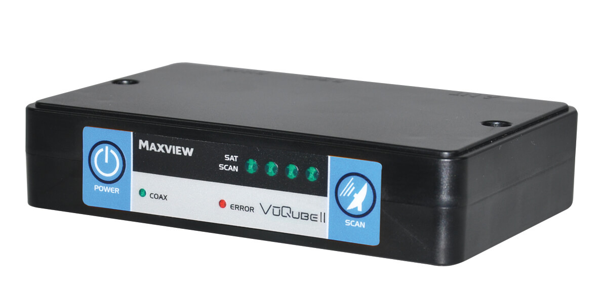 Maxview VuQube II Control Box