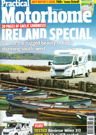 Practical Motorhome February 2017 Cover Image