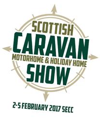 Scottish Caravan Show Logo Image