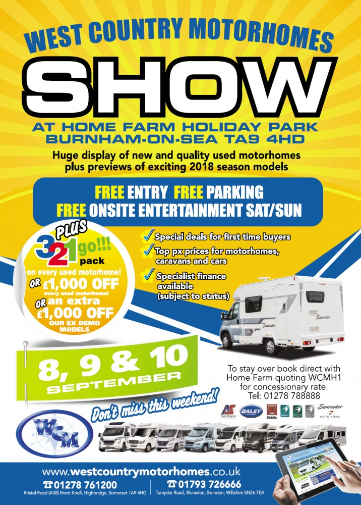 West Country Motorhome Show