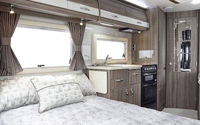Malvern Front Double Bed Image