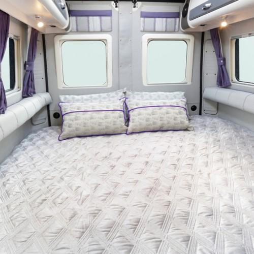 Warwick Duo Peugeot Van Conversion Auto Sleepers