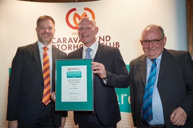 CM Awards Fairford