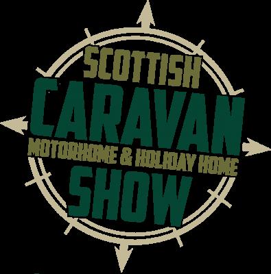 Scottish Caravan, Motorhome & Holiday Home Show 2018 Logo 2