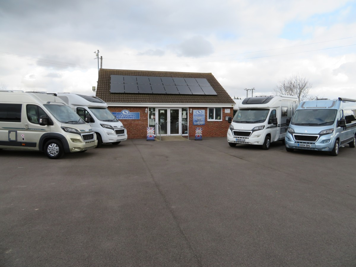West Country Motorhomes Swindon Branch Image