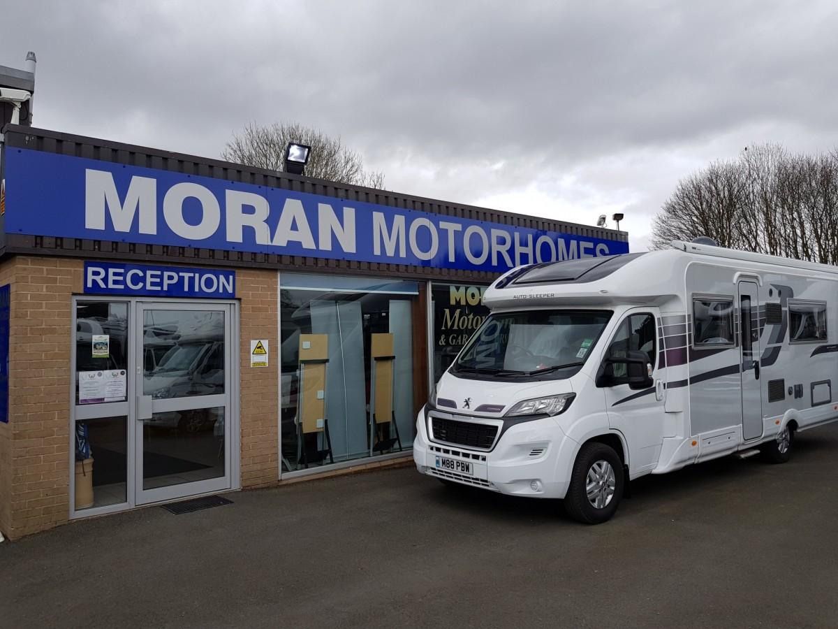 Moran Motorhomes Dealer Image