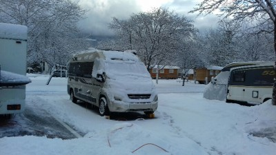Stanway In The Alps
