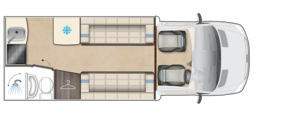 Bourton Day Floorplan