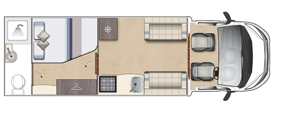 Corinium FB Day Floorplan