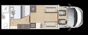 Corinium FB Day Floorplan