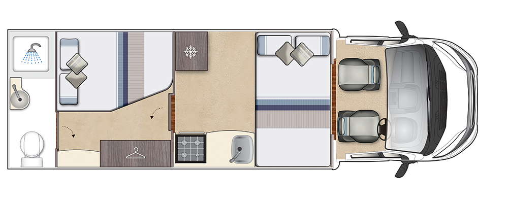 Corinium FB Night Floorplan