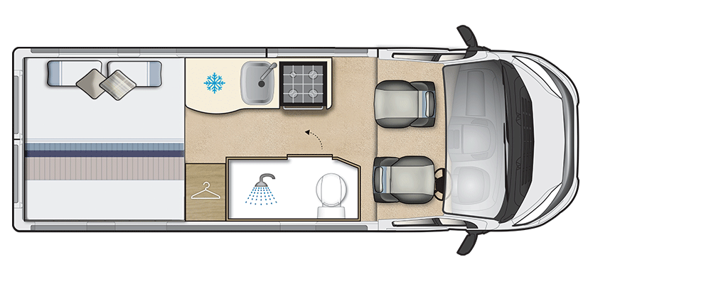 Warwick XL Night Floorplan
