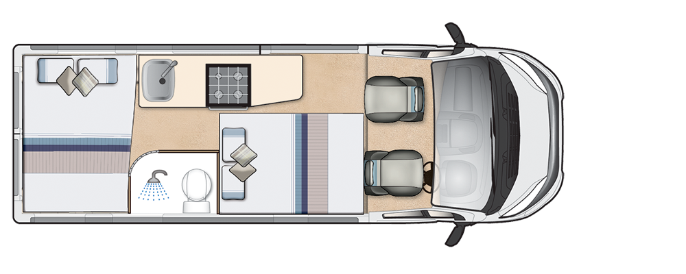 Fairford Plus Night floorplan