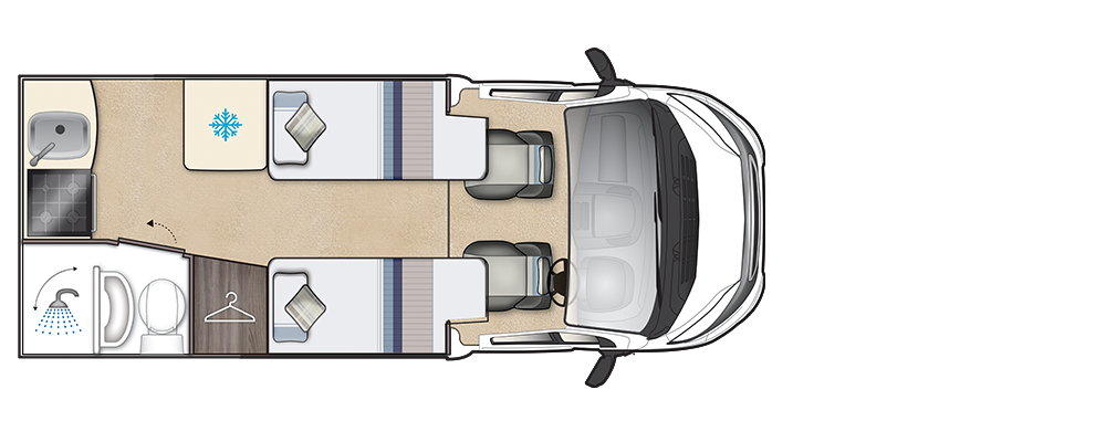 Nuevo EK Optional floorplan
