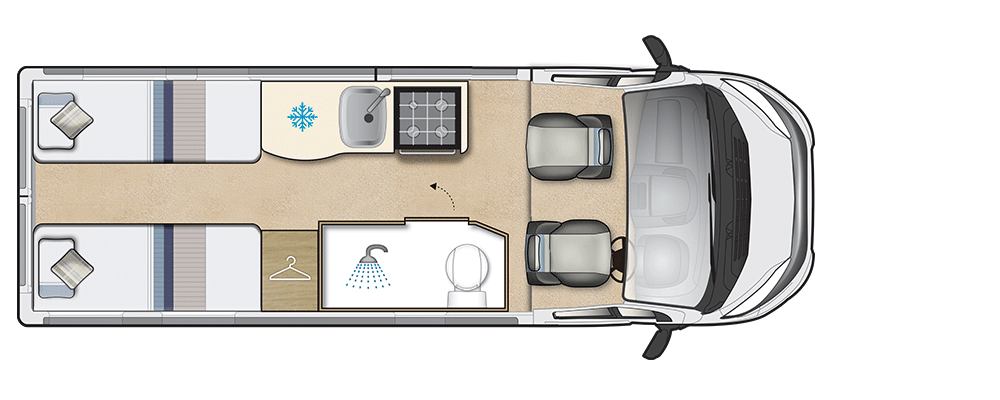 Warwick XL Optional floorplan