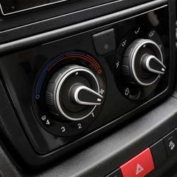 Air-conditioning and heating controls