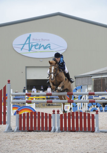 Showjumping outside the Arena