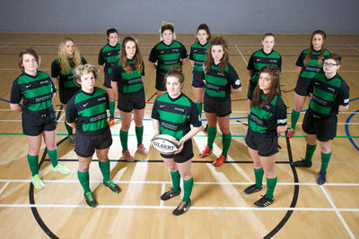 AASE Womens Rugby Team